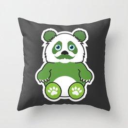 Tufu Panda Throw Pillow