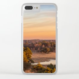 Oh Netherlands, why are thou so flat Clear iPhone Case