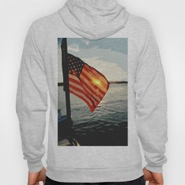 Patriot's Sunset Hoody