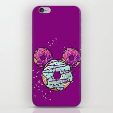 Pop Donut -  Berry Frosting iPhone & iPod Skin