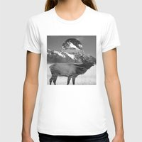 into the wild T-shirts featuring Wild by ztwede