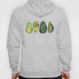 Avocado Slices Hoody