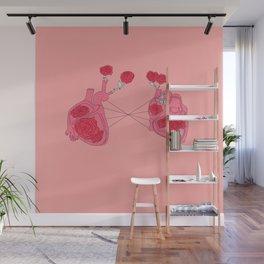 lovers anatomy Wall Mural