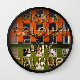 Postmodernism 07b Wall Clock