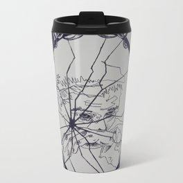 Reality Metal Travel Mug