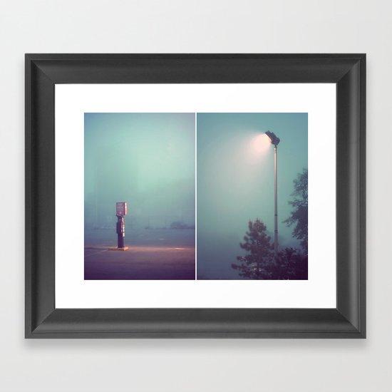 You Complete Me Framed Art Print
