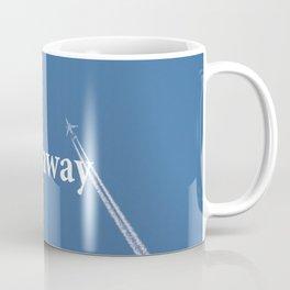 Flay away Coffee Mug