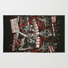 The Horror Show Rug