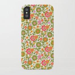 vintage 27 iPhone Case