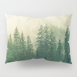 Forest and Fog 02 Pillow Sham
