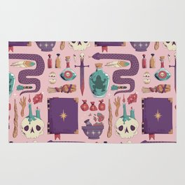 Witch's Cabinet Rug