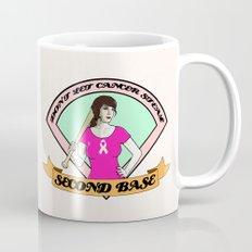 Don´t let cancer steal second base Mug