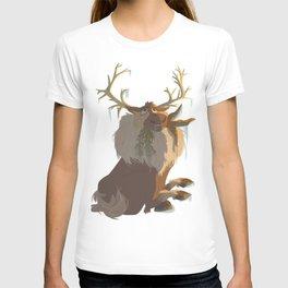 Sven the reindeer- Frozen T-shirt
