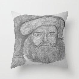 Tim Allen is Santa! Throw Pillow