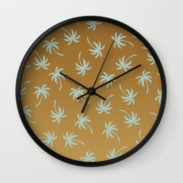 Tropicoco Wall Clock
