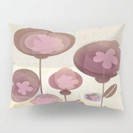 Flowers en Rose Pillow Sham