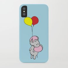 Elephant iPhone X Slim Case