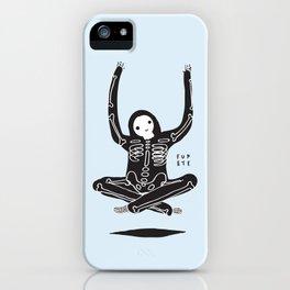 Bogeyman iPhone Case