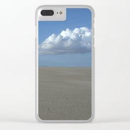 The Sandbar Clear iPhone Case