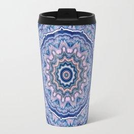 Agate Mandala Travel Mug