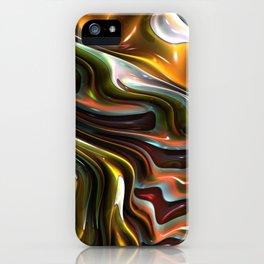 59I Fractal iPhone Case