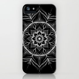 """River"" mandala iPhone Case"