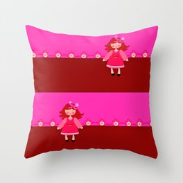 LuAnn Throw Pillow