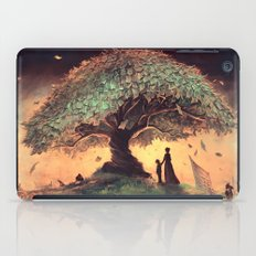 Follow our rules iPad Case