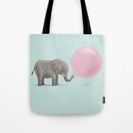 Jumbo Bubble Tote Bag