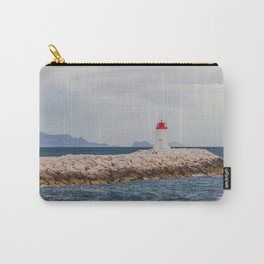Romantic Lighthouse Carry-All Pouch