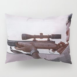Rifleman Rick Grimes - The Walking Dead Pillow Sham