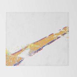 V2R10 Throw Blanket