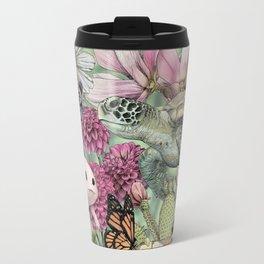 Flora and Fauna of Mexico Travel Mug