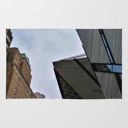 Toronto architecture Rug