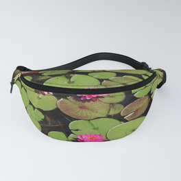 Divergent Heart Fanny Pack