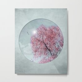 AUTUMN CROWNS Metal Print