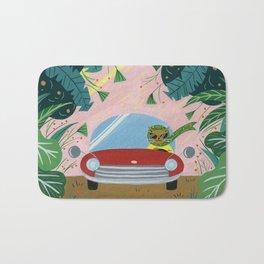 Tropical Road Trip Bath Mat