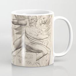 William Blake - The Circle of the Corrupt Officials Coffee Mug