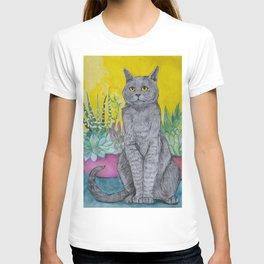 Cactus Cat T-shirt