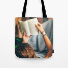 a good read Tote Bag