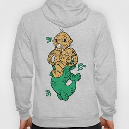Feejee Mermaid Hoody