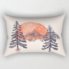 First Snow... Rectangular Pillow