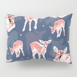 Little deers pattern Pillow Sham