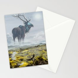 Old Gods Stationery Cards