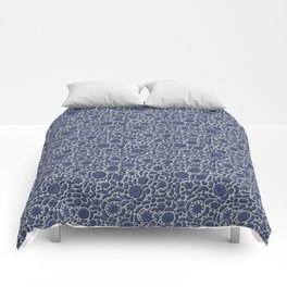 Microbial Bliss II Comforters