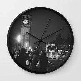 London Tourist Wall Clock
