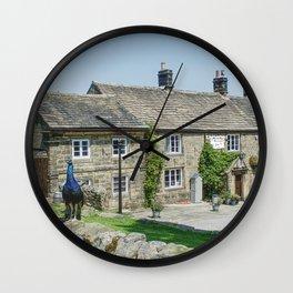 Strines Inn Wall Clock