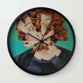 Jed Wall Clock