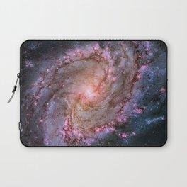 Spiral Galaxy M83 Laptop Sleeve