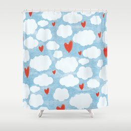 How soon is now? Shower Curtain